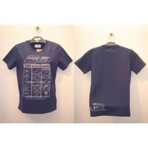 Miss Lee04623レディス半袖Tシャツ maruseru 03