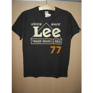 Lee048803 ロゴマークプリント半袖Tシャツ|maruseru