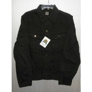 Lee 10411-575 サテンウエスターナー/ブラック|maruseru