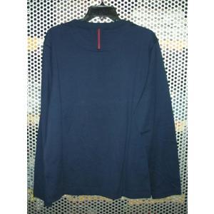 Dickies123M41WD01長袖Tシャツ/ネイビー|maruseru|02