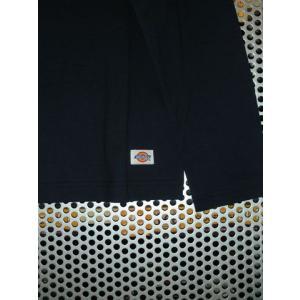 Dickies123M41WD01長袖Tシャツ/ネイビー|maruseru|03