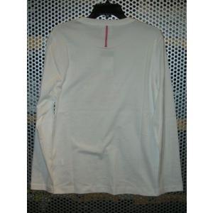 Dickies123M41WD01長袖Tシャツ/オフホワイト|maruseru|02