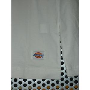 Dickies123M41WD01長袖Tシャツ/オフホワイト|maruseru|03