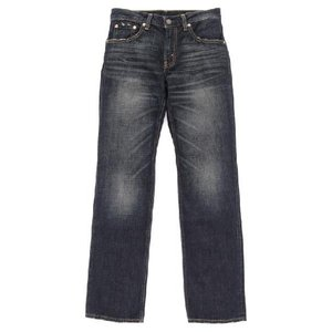 Levis502-0087REGULAR FIT STRAIGHT/ウォッシュドダーク|maruseru