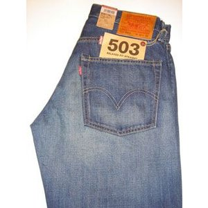 Levis503-0206RELAXED FIT STRAIGHT/ニューミッドウォーン maruseru