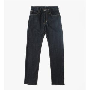EDWIN エドウィン E402-00 タイトストレート/ワンウォッシュ 細めのジーンズ デニム ジーパン メンズ|maruseru