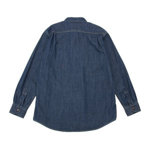 EDWIN デニム 長袖ワークシャツ ET2001-193 maruseru 03