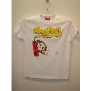 LevisL8950 RAG DOLLレディス半袖Tシャツ|maruseru