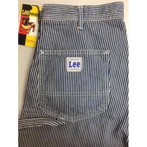 Lee ペインターパンツ LM4288-504 ユーズドヒッコリーブルー リー メンズ デニム ジーンズ ジーパン Gパン ワーク系|maruseru