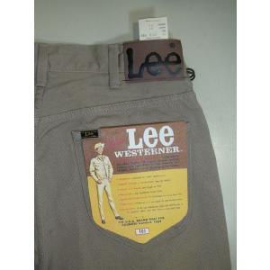 Lee リー LM5101-314 AMERICAN RIDERS 101Z ストレート(ツイル)カーキ|maruseru
