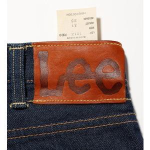 Lee リー LM5101-500 ストレート/ダークインディゴ|maruseru