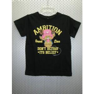 ONE PIECEチョッパー柄レディスTシャツ RC8051|maruseru