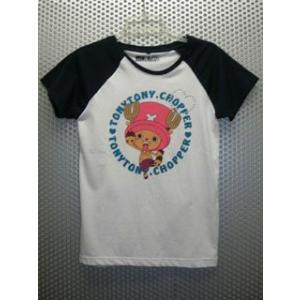 ONE PIECEチョッパー柄レディスTシャツ RC8053|maruseru