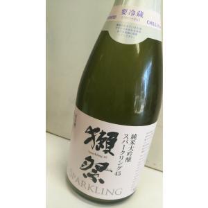 日本酒 だっさい獺祭 発泡にごりスパークリング45 720ml  お手軽  山口県 旭酒造
