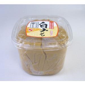 白みそ 950gカップ 国産原料使用☆まろやかで上品な味☆【丸新本家・湯浅醤油】|marushin