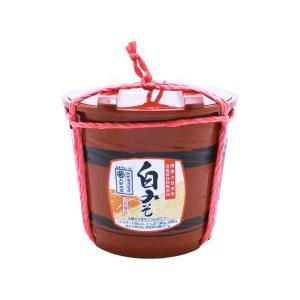 白みそ 2kg樽 国産原料使用☆まろやかで上品な味☆【丸新本家・湯浅醤油】|marushin