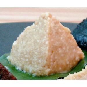 (丸新本家・湯浅醤油)白みそ(粒)量り売り1kg袋入り 国産原料使用☆田舎味噌|marushin