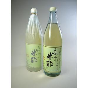 紀州手作り米酢 900ml (宮井造酢 製造)|marushin