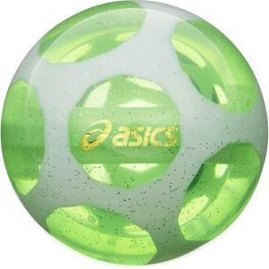 (アシックス)パークゴルフ ハイパワーボールX-LABOハード グリーン|marushinnet