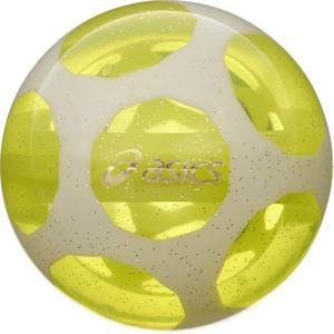 (アシックス)パークゴルフ ハイパワーボールX-LABOハード イエロー|marushinnet