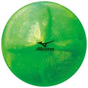 (ミズノ)パークゴルフボール クロスショット・エス スリーピースボール グリーン|marushinnet