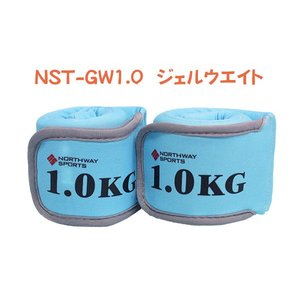 Northway ジェルアンクルリストウエイト(1.0kg×2個)|marushinnet