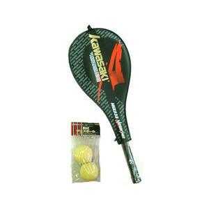 Northway 公認軟式テニスラケットとボール2個のお得なセット|marushinnet