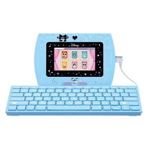 商品紹介 遊びも学びもこれ一台! 女の子のあこがれがたっぷりつまった最高級タブレットトイとキーボード...