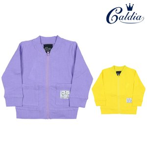 cfb77ae0ba62c  子供服  Caldia (カルディア) ニットサッカージャケット 80cm〜140cm A30400