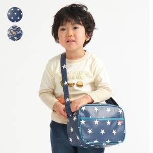 【子供服】 moujonjon (ムージョンジョン) お花・動物総柄・配色撥水ボンディングリュック S〜L B11620|marutaka-iryo