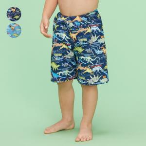 子供服 moujonjon ムージョンジョン 総柄スイムパンツ・水着・スイムウェア 80cm〜130cm B31820 marutaka-iryo