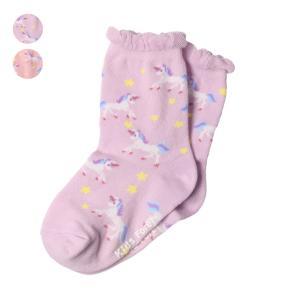 【子供服】 Daddy Oh Daddy (ダディオダディ) ロゴ柄クルーソックス・靴下 14cm〜23cm B57306|marutaka-iryo