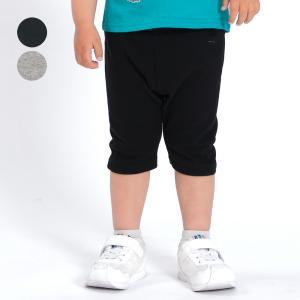 【子供服】 moujonjon (ムージョンジョン) 日本製リップルフライス6分丈パンツ 80cm〜130cm M43180|marutaka-iryo