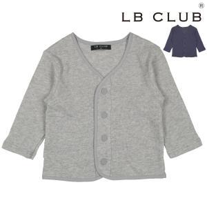20春セール フォーマル: 子供服 LB CLUB (エルビークラブ) リップルフェイス無地カーディガン 80cm〜130cm S12451|marutaka-iryo