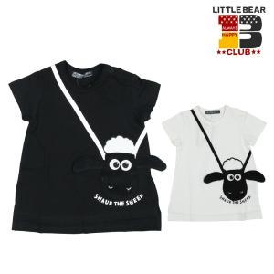 子供服 Little Bear Club リトルベアークラブ ショーンポシェットAPチュニック 80cm〜130cm S40881|marutaka-iryo