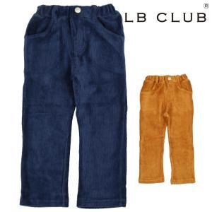 SALE 子供服 LB CLUB (エルビークラブ) ニットコーデュロイ無地パンツ 80cm〜130cm S51063|marutaka-iryo