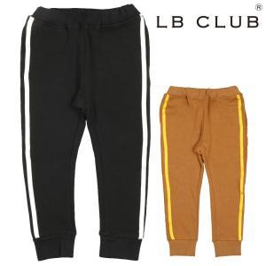 【子供服】 LB CLUB (エルビークラブ) 爆温裏起毛裏シャギー脇ラインパンツ 80cm〜130cm S51075|marutaka-iryo