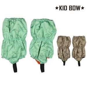 【子供服】 KID BOW (キッドバウ) 防水加工エステル恐竜柄キャハン・脚絆・足カバー S〜L S97302|marutaka-iryo