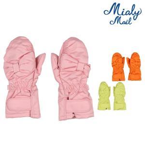 【子供服】 Miary mail (ミアリーメール) エステル無地手袋・グローブ S,M S97808|marutaka-iryo