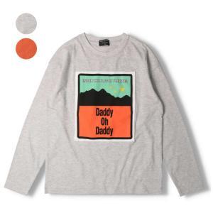 【子供服】 Daddy Oh Daddy (ダディオダディ) 日本製接結リバーシブルTシャツ 80cm〜150cm V10811 marutaka-iryo