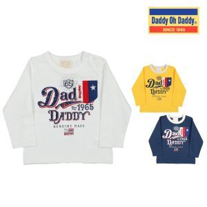 【子供服】 Daddy Oh Daddy (ダディオダディ) 日本製ポケット付Tシャツ 80cm〜150cm V10821|marutaka-iryo