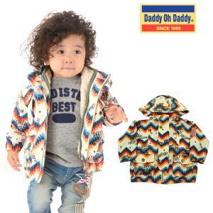 【子供服】 Daddy Oh Daddy (ダディオダディ) インナーベスト付3WAYジャンパー 80cm〜150cm V56110|marutaka-iryo