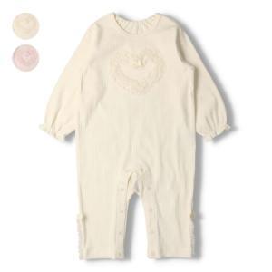 【子供服】 kids zoo (キッズズー) スカート付接結オール・ロンパース 70cm,80cm W20700|marutaka-iryo