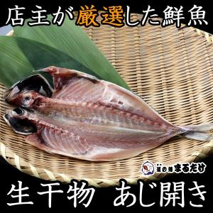 干物 あじ開き アジの干物 長崎県産 鯵|marutake-netshop