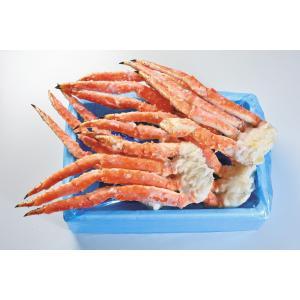 訳ありボイル冷凍本タラバガニ足約3.0kg ぶっこみ箱|marutatsu