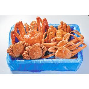 訳ありボイル冷凍カニセット約5kg(中身はお得におまかせ下さい)|marutatsu