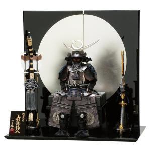 五月人形 鎧 平安豊久 鎧飾り 雄山作 上杉謙信 鎧飾り おしゃれ|marutomi-a
