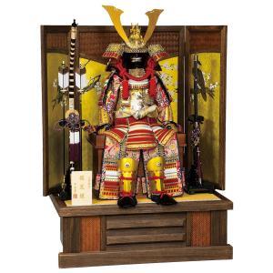 五月人形 鎧 平安豊久 着用鎧飾り 王雅 5歳用 着用鎧飾り おしゃれ marutomi-a