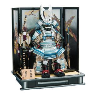 五月人形 鎧 平安豊久 着用鎧飾り 天王 3歳用 着用鎧飾り おしゃれ marutomi-a