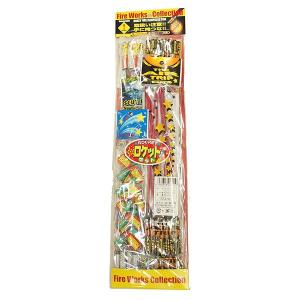 セット花火 ロケットセット (1BOX = 5入り)